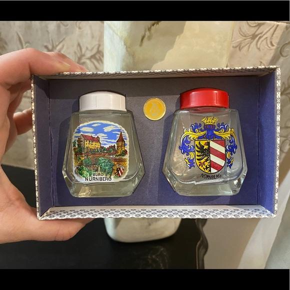 Vintage Collectible German Salt & Pepper